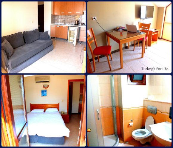 Fora Apart Hotel Room