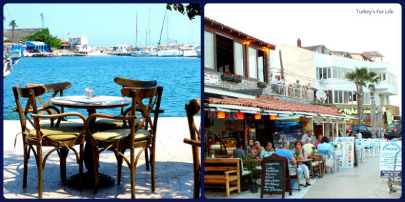 Datça Harbour Bars