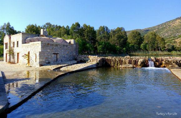Datça Ilica Gölü