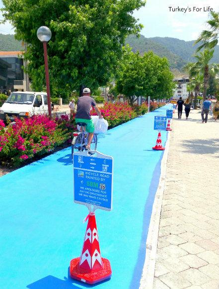 Fethiye Cycle Path