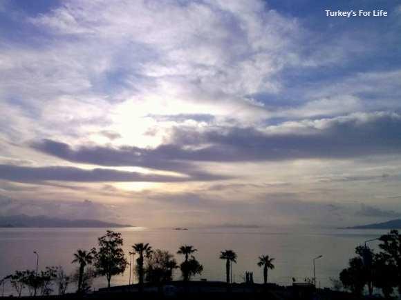 Sunrise At Fora Apart