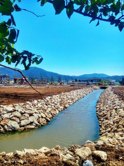New Fethiye Park