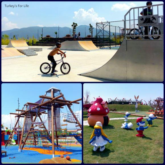 Şehit Fethi Bey Park Play Area