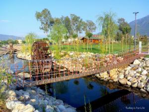 Waterways At Şehit Fethi Bey Parkı