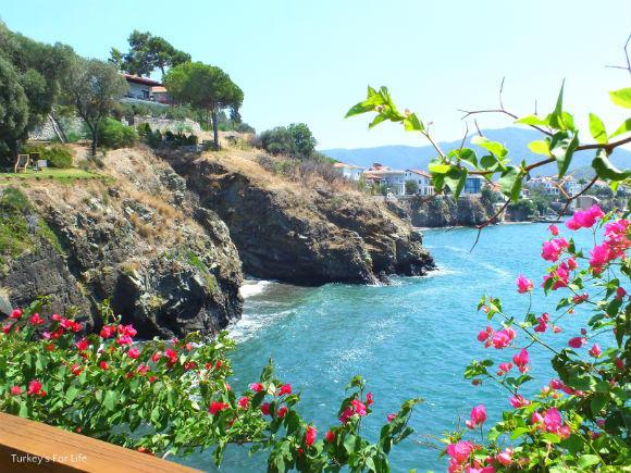 Şovalye Island Restaurant Views