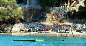 A Taster Of Island Life At Şövalye Adası Restaurant and Beach