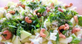 Galia Melon Salad