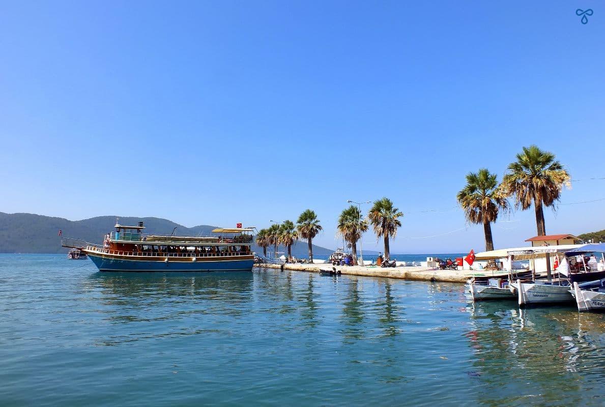Akyaka Boat Trips