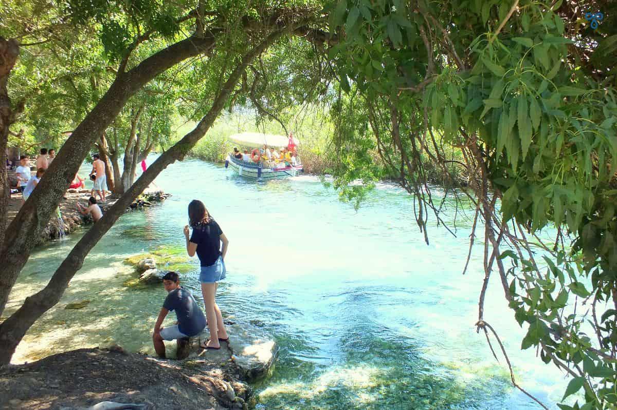 Kadın Azmak Nehri