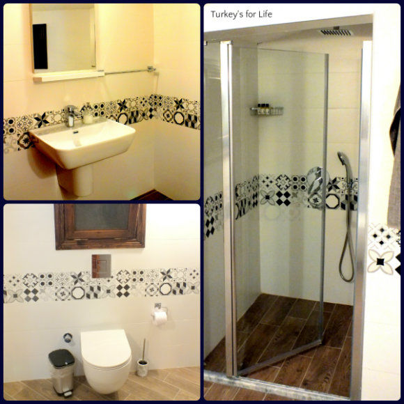 Villa Yonca Bathroom