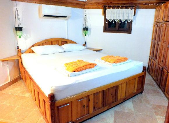 Villa Yonca Bedroom