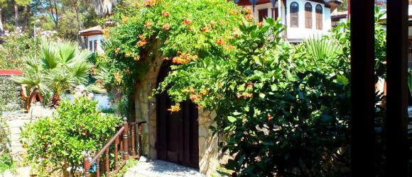 Courtyard Villa Yonca