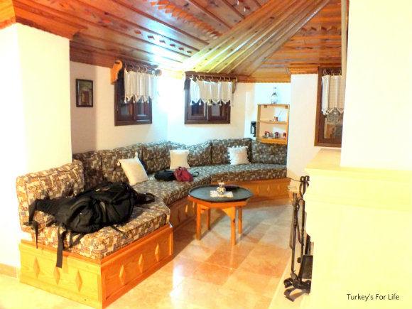 Villa Yonca Ceilings