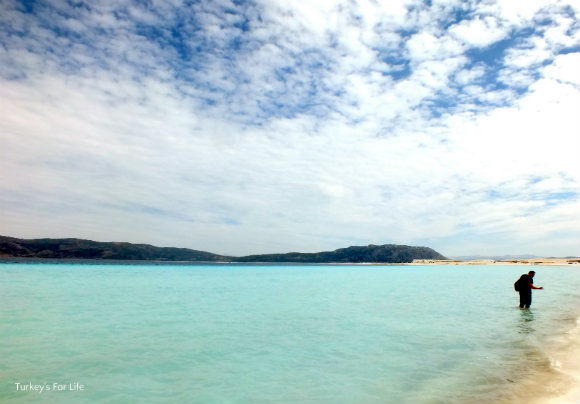 Lake Salda Shoreline