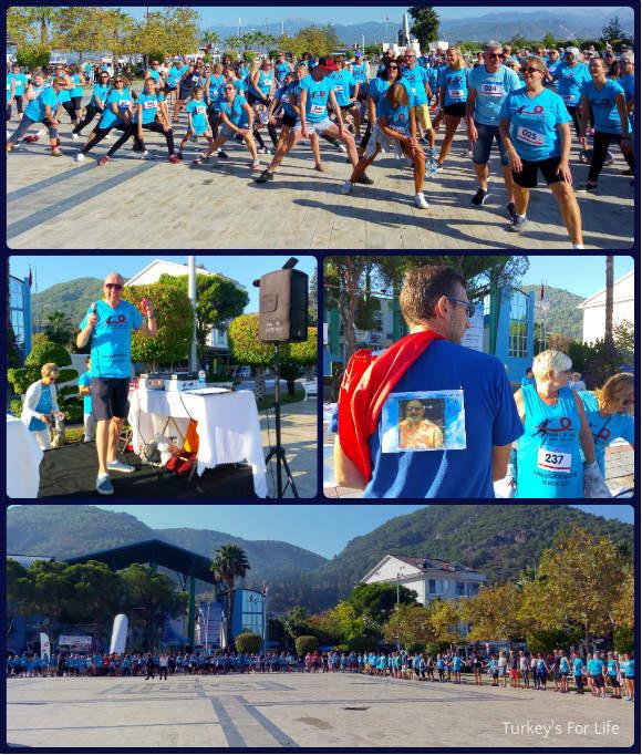 Race For Life Fethiye
