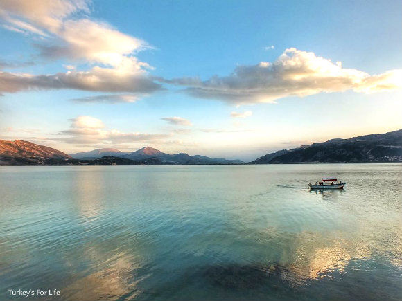 Eğirdir Lake Boat Trip