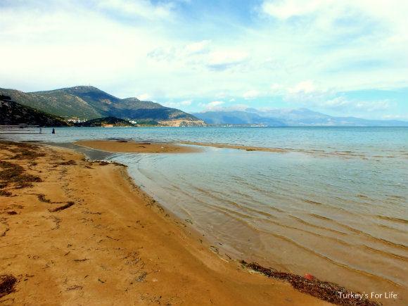 Eğirdir Beaches