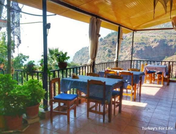 Gül Pension & Restaurant, Faralya