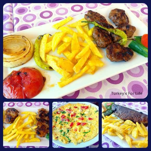 Food At Gül Pension Faralya