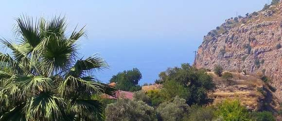 Views At Gül Pension & Restaurant
