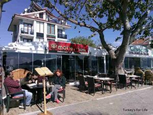 Motif Restaurant, Çalış Beach