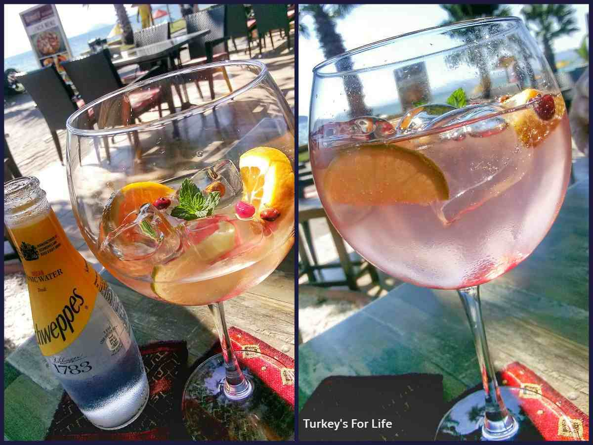 Motif Restaurant Infused Gin