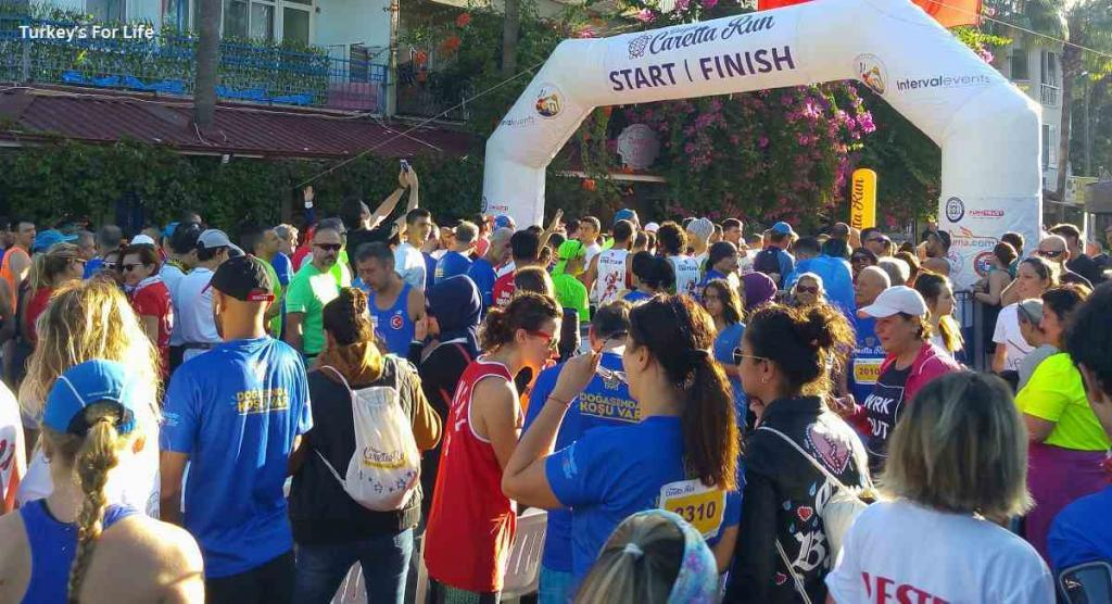 Running Events In Turkey - Dalyan Caretta Run