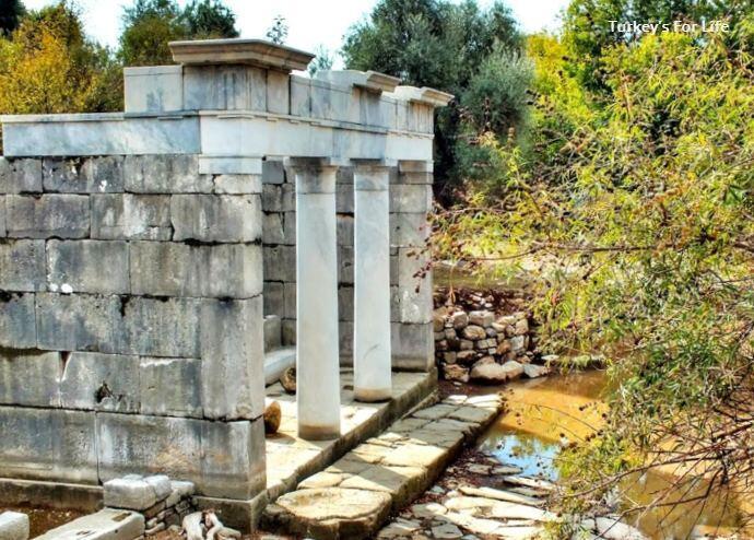 Kaunos Fountain