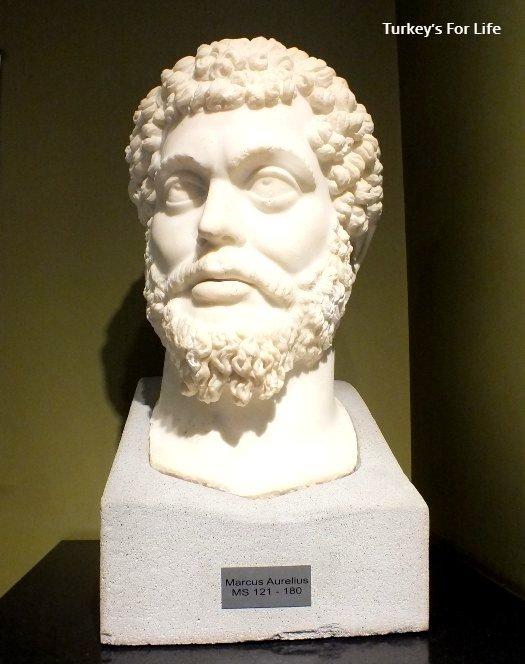 Sagalassos Marcus Aurelius Statue