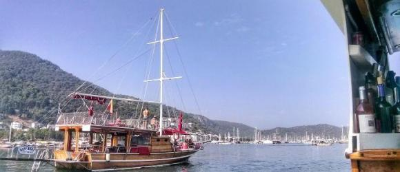 Private Boat Trip Fethiye