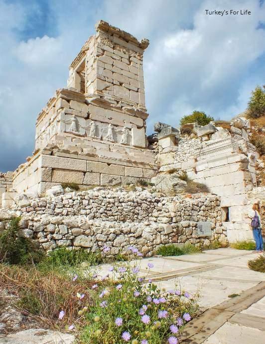 Ancient Sagalassos Heroon