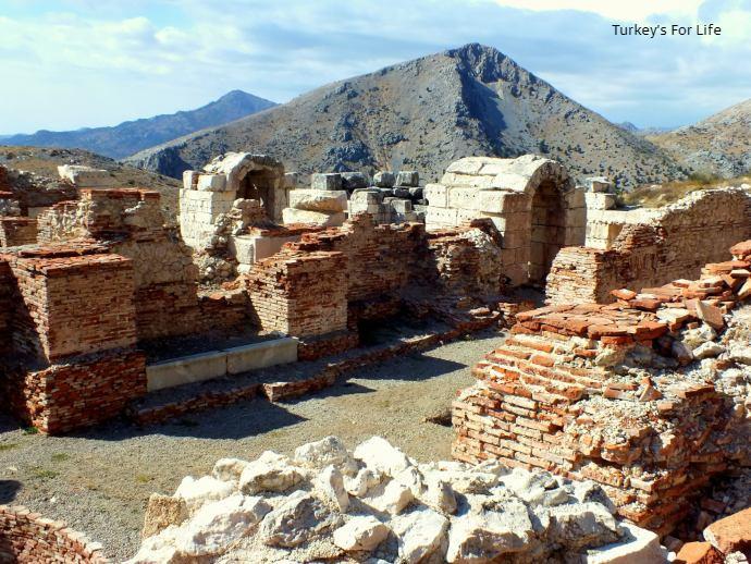 Sagalassos Roman Baths