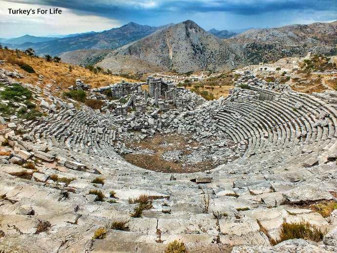 Sagalassos Theatre