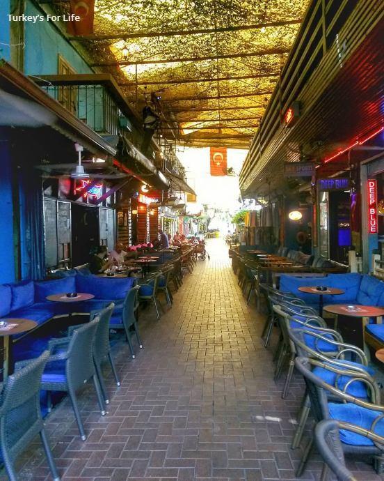 Deep Blue Bar, Fethiye