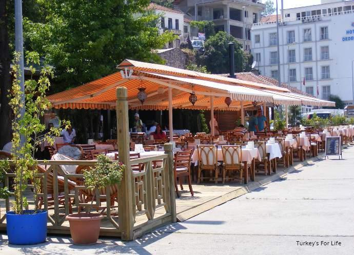 Iskele Restaurant Fethiye