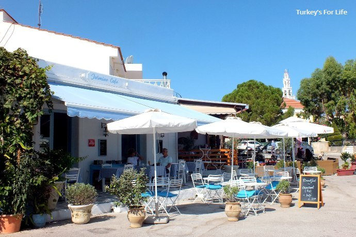 Koskinou Taverna, Rhodes