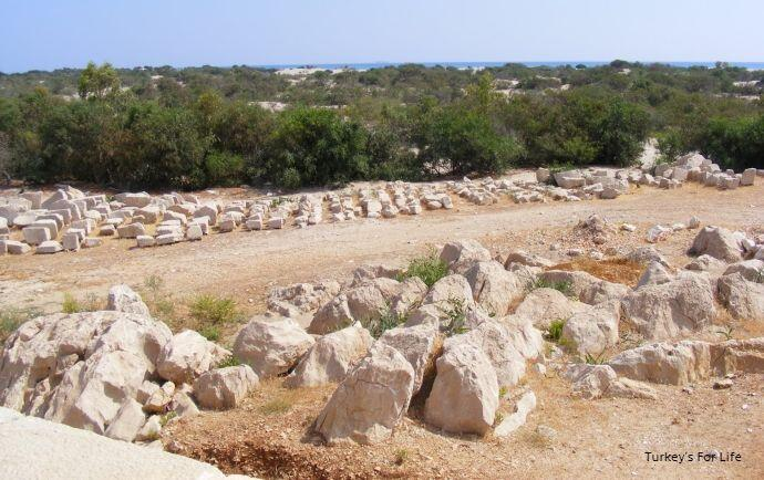 View From Patara Lighthouse