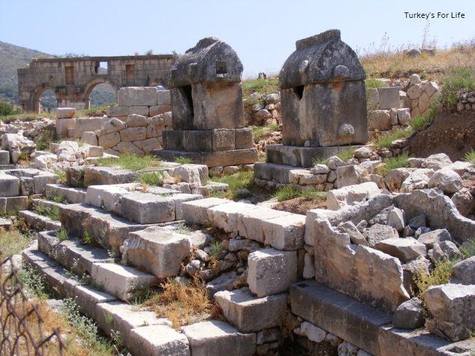 Arch Of Mettius Modestus, Patara