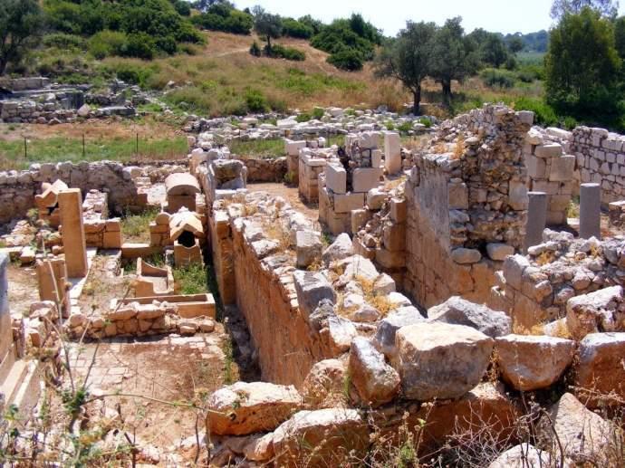 Necropolis, Patara, Turkey