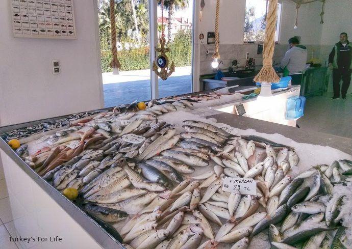 Çalış Balık Pazarı