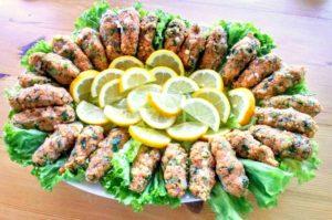 Turkish Lentil Köfte Recipe