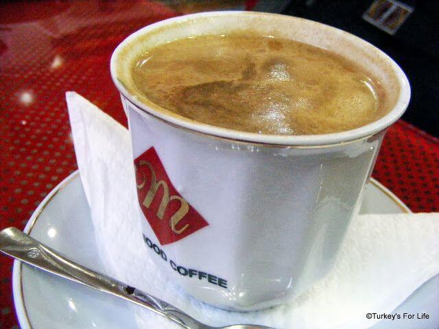 Van Turkish Coffee With Milk