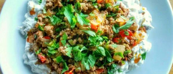 Spicy Ali Nazik Kebab