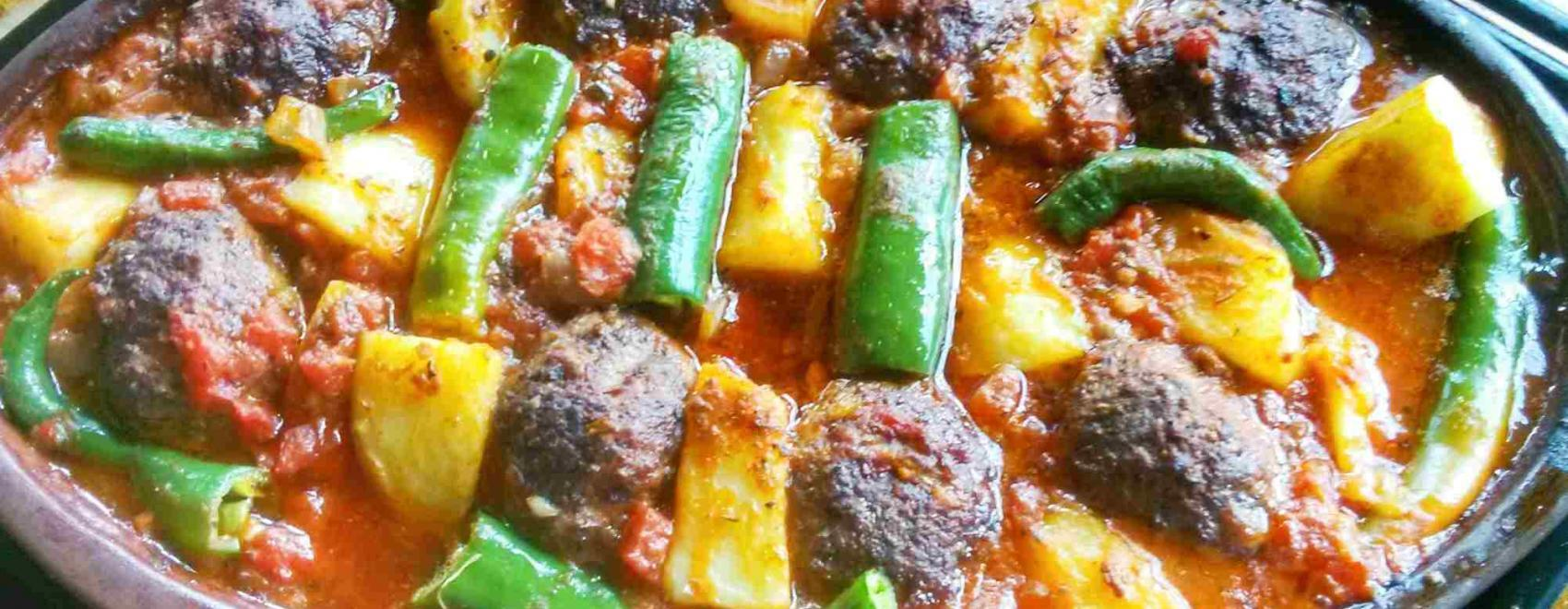 Recipe For Izmir Köfte