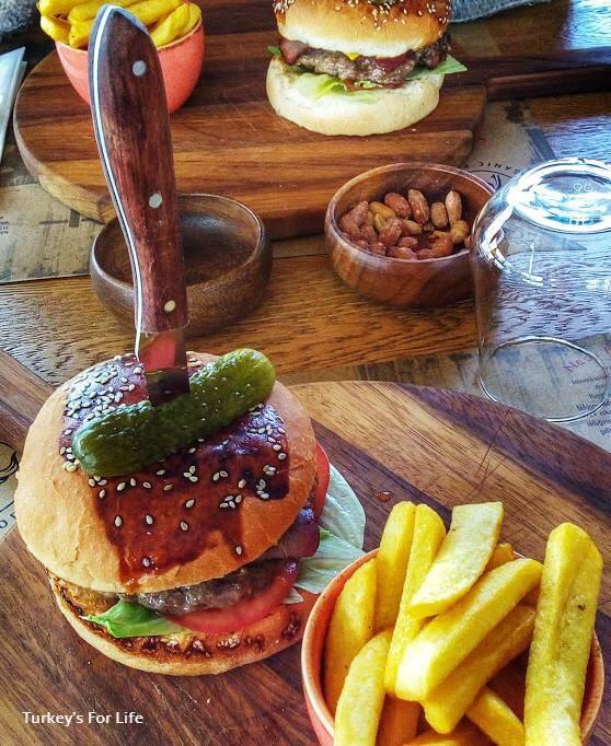 Çarıklı Et Burger