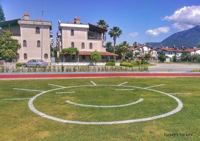 Fethiye Harbour Circles