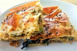 Turkish Filo Pie Recipe