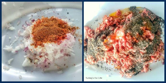 Turkish Köfte Recipe