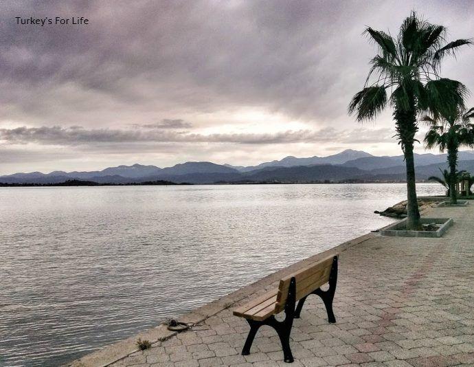 Fethiye Harbour June