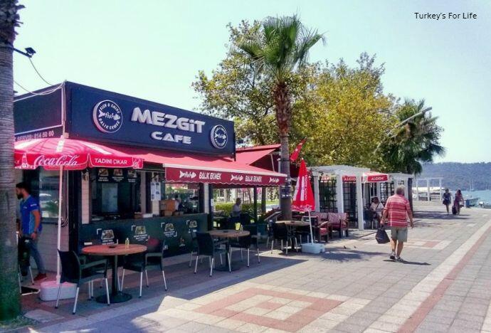 Mezgit Cafe, Fethiye